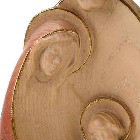 Wooden stylised nativity set, 20cm s5