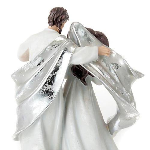 Natividad plata 41 cm 3