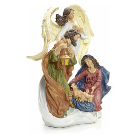 Nativity scene set angel 36 cm figurines s2