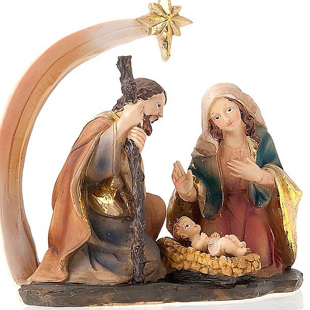 Natividad Sagrada Familia estrella cometa 4