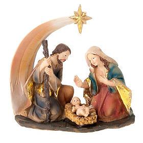 Natividad Sagrada Familia estrella cometa s1