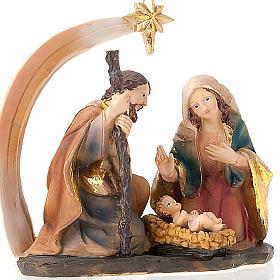 Natividad Sagrada Familia estrella cometa s2