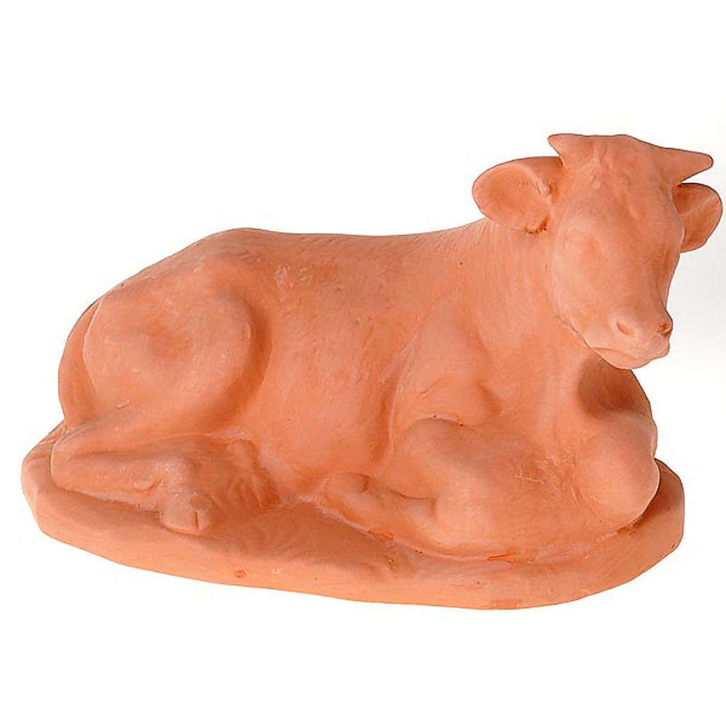 Presepe in terracotta 5 statue 50 cm 4