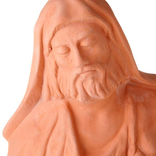 Presepe in terracotta 5 statue 50 cm 6