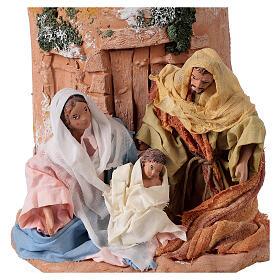 Teja terracota Natividad s2