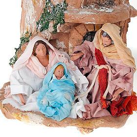 Dachówka terakota Święta Rodzina s4