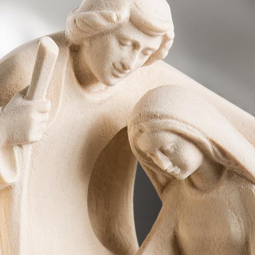 Nativity figurine, Holy family, line model 5