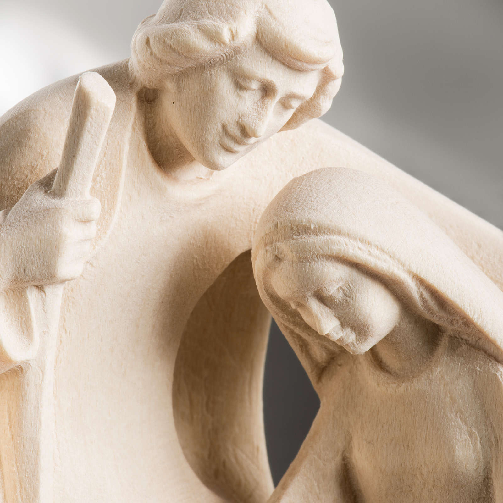 Nativity figurine, Holy family, line model 3