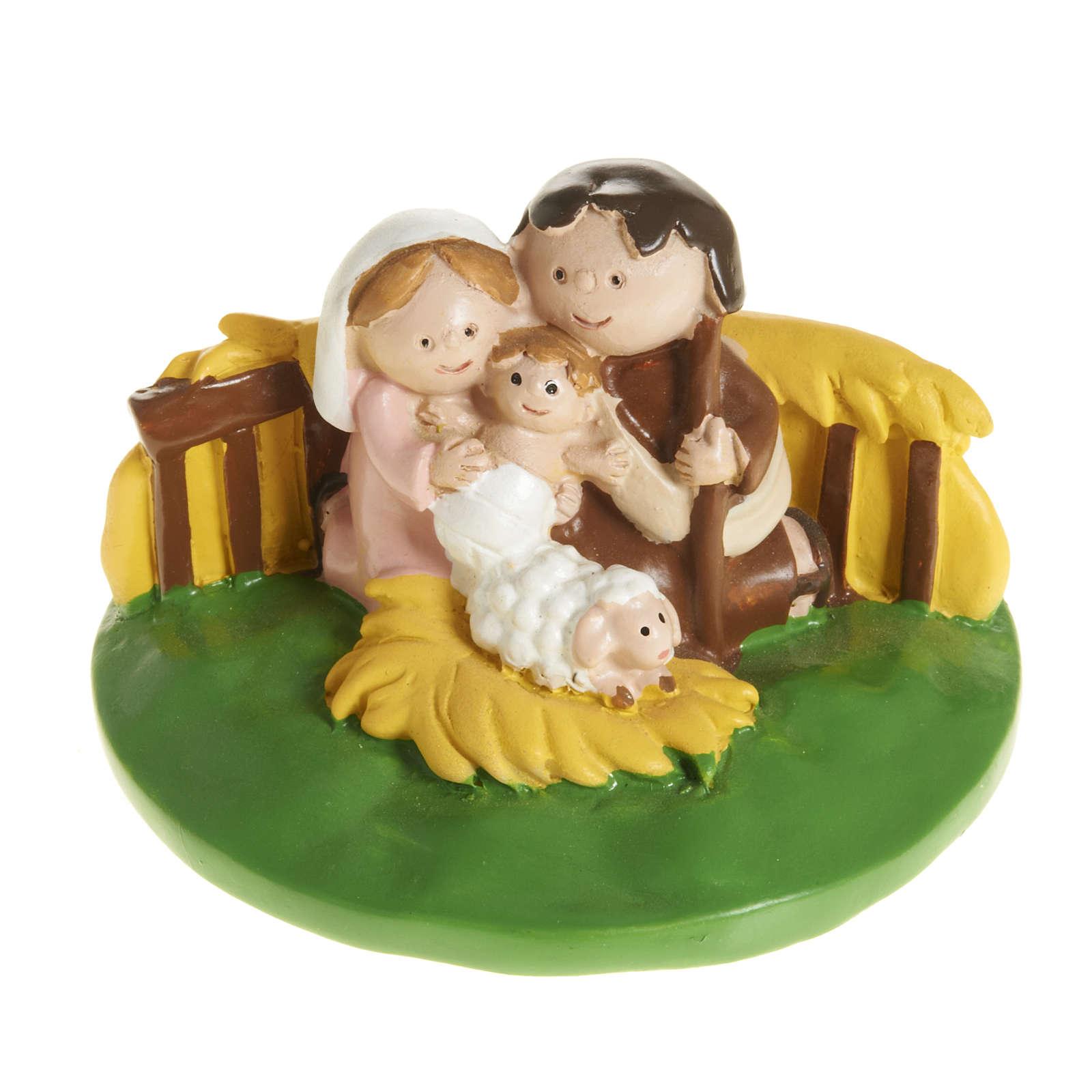 Nativity with base 3