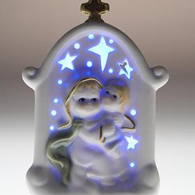 Vierge et enfant Jésus cadre céramique s7