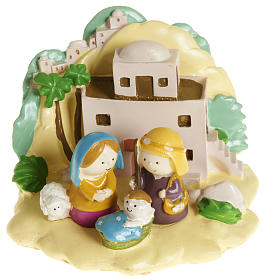 Nativity with landscape s1