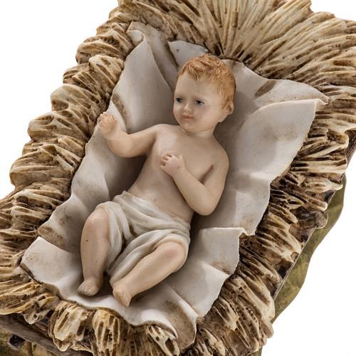 Sacra Famiglia Landi 18 cm 4