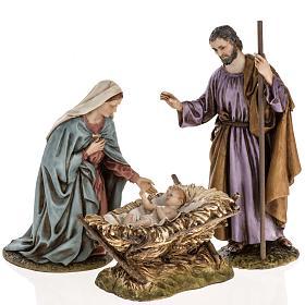 Natividade: Sagrada Família Landi 18 cm