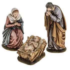 Sacra Famiglia Landi 11 cm s1