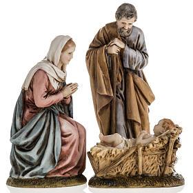 Sacra Famiglia Landi 11 cm s2