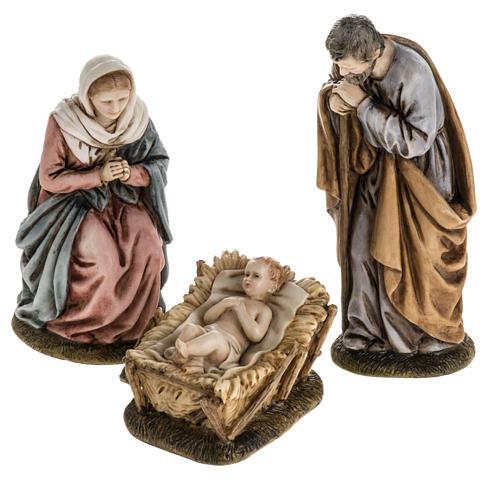Sacra Famiglia Landi 11 cm 1