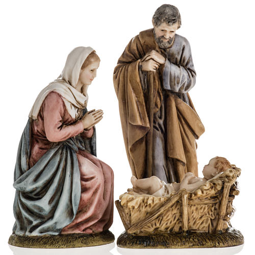 Holy Family by Landi, 11 cm 2