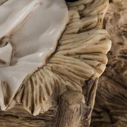 Natività Landi su base 16 cm 7