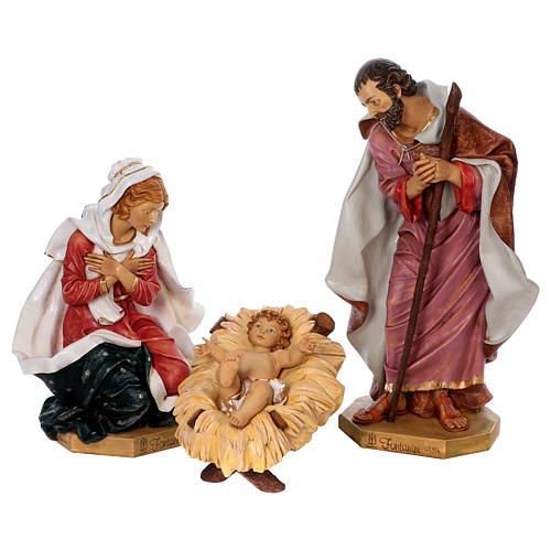 Święta Rodzina 125 cm żywica Fontanini 1
