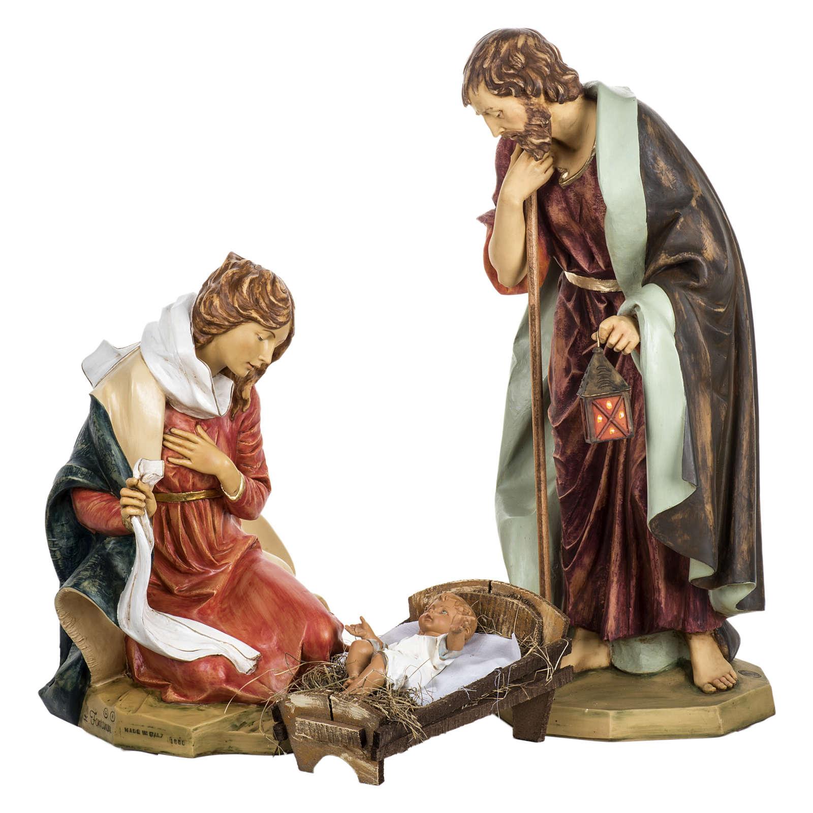 Sainte Famille Fontanini 85 cm résine 4