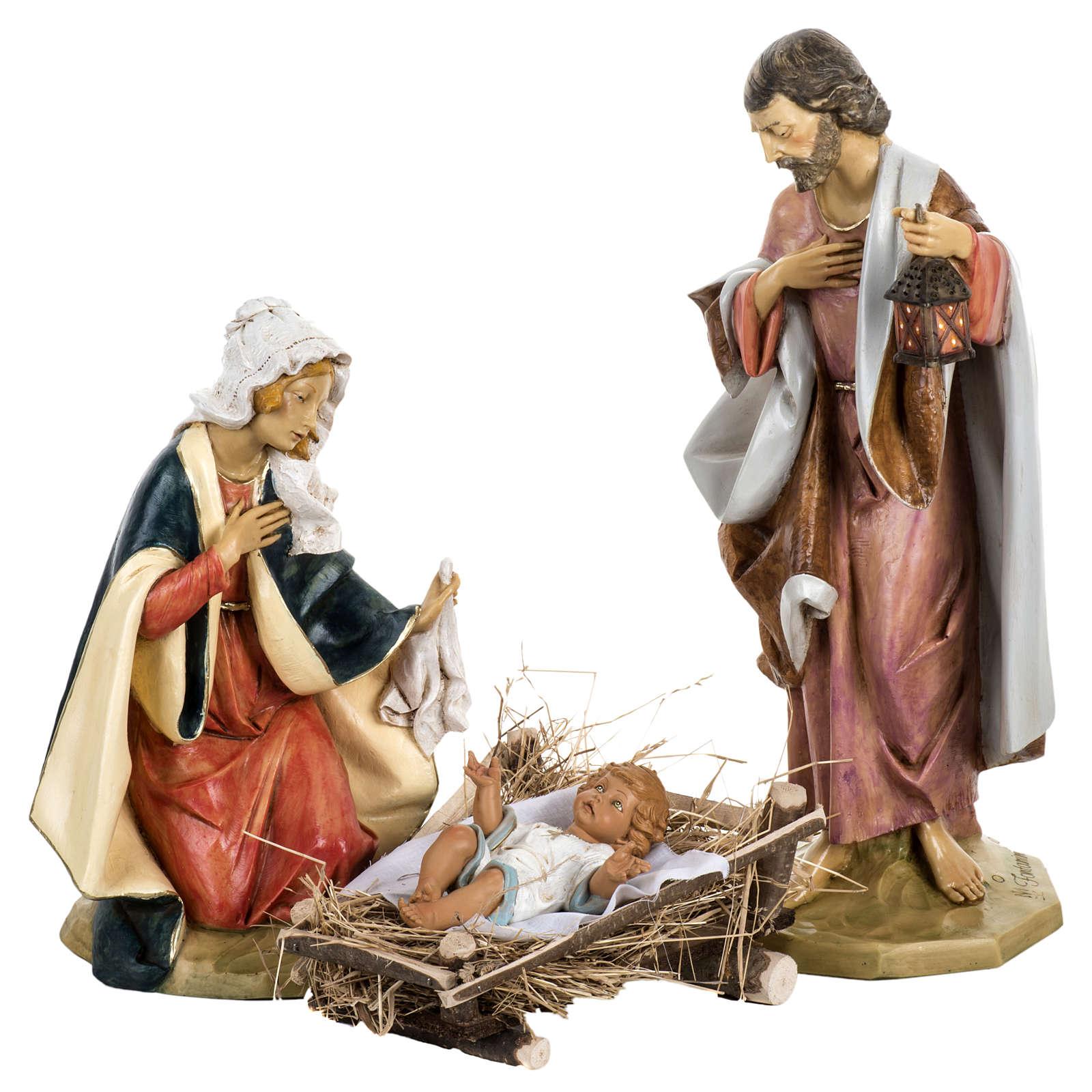 Święta Rodzina Fontanini 52 cm 3