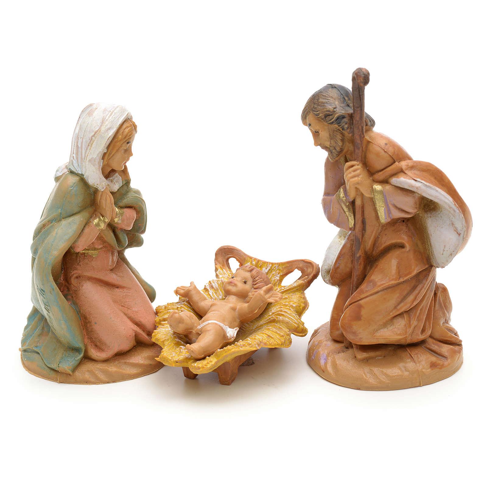 Święta Rodzina 6.5 cm Fontanini 3