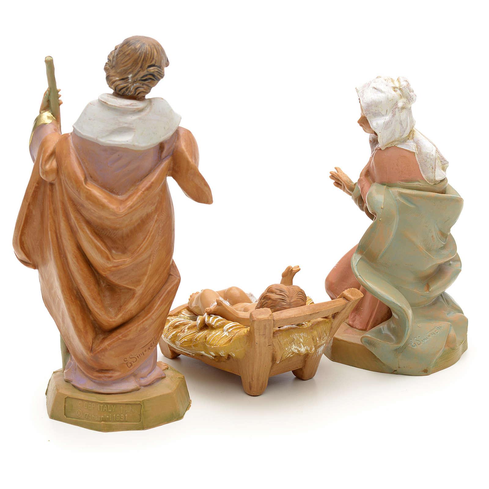 Natividad 12 cm Fontanini 4
