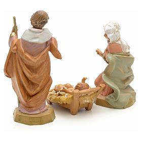 Święta Rodzina 12 cm Fontanini s3