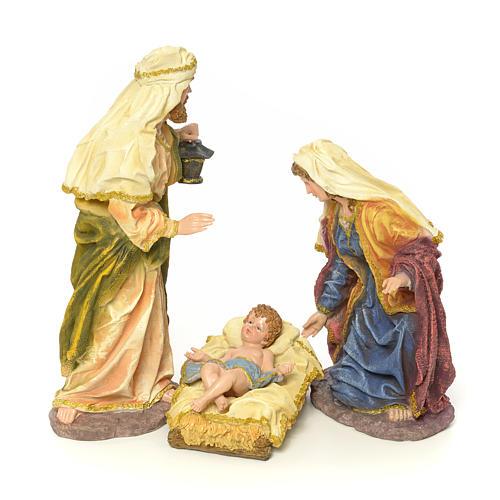 Nativity in resin, 63 cm 1