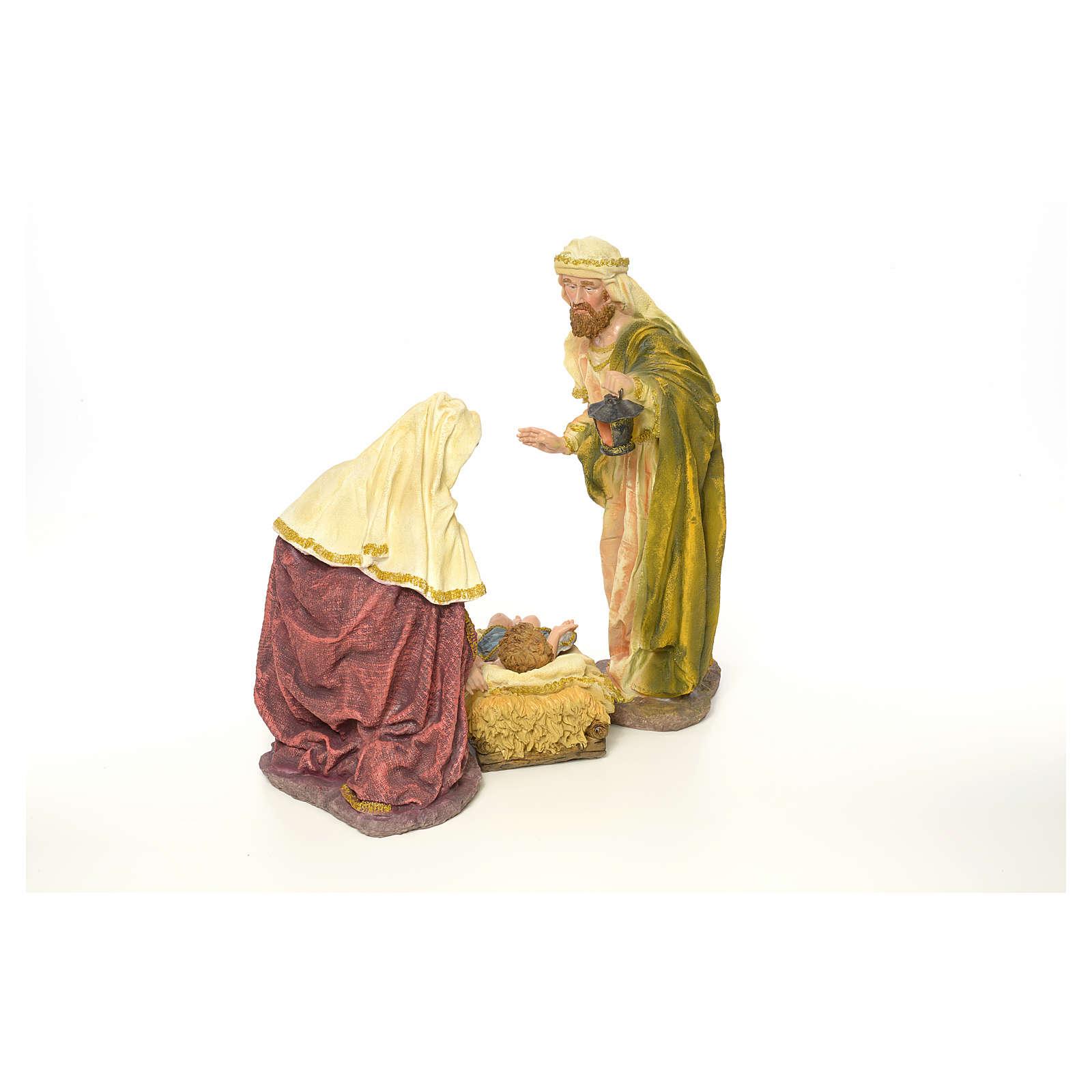 Natividade em resina 63 cm 3