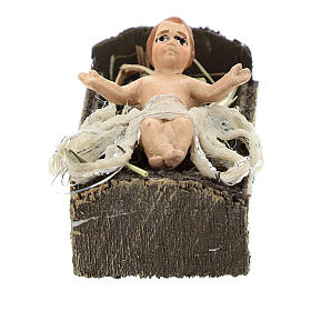 Neapolitan Nativity figurine, Arabian nativity scene, 8 cm s2