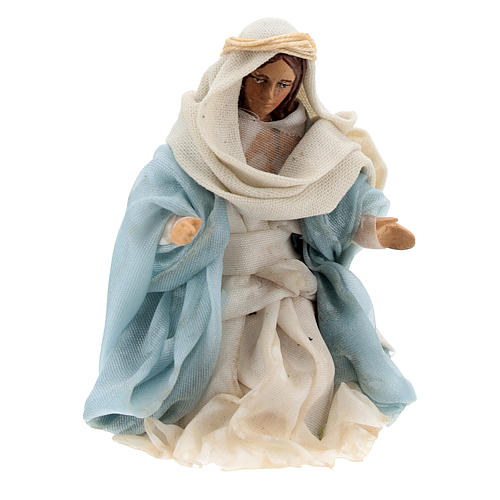 Neapolitan Nativity figurine, Arabian nativity scene, 8 cm 3