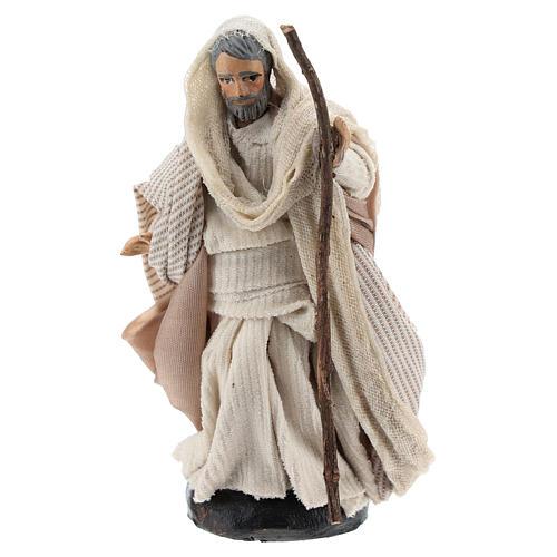 Sainte Famille arabe pour crèche Napolitaine 8 cm 4