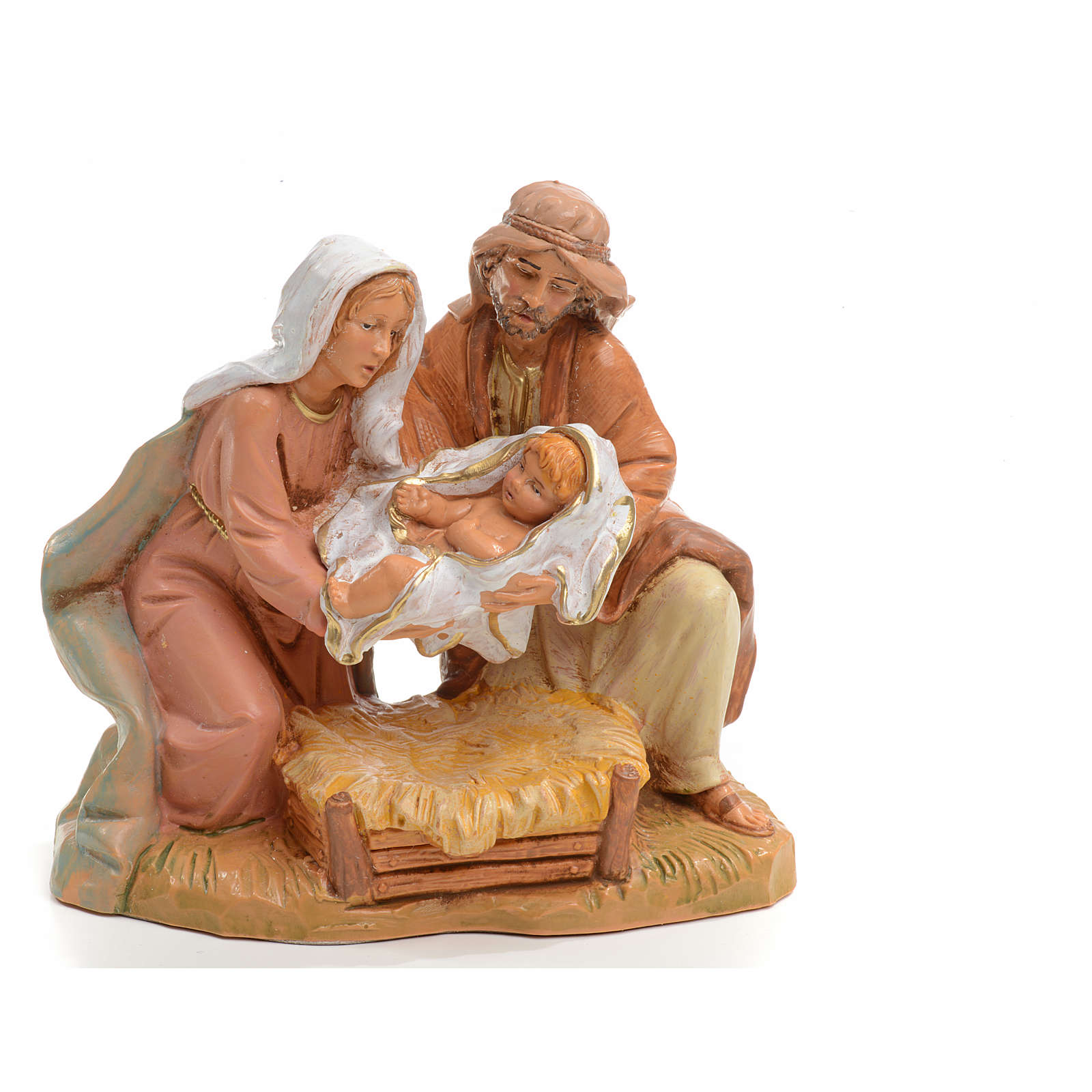 Sagrada Família Fontanini 12 cm 4