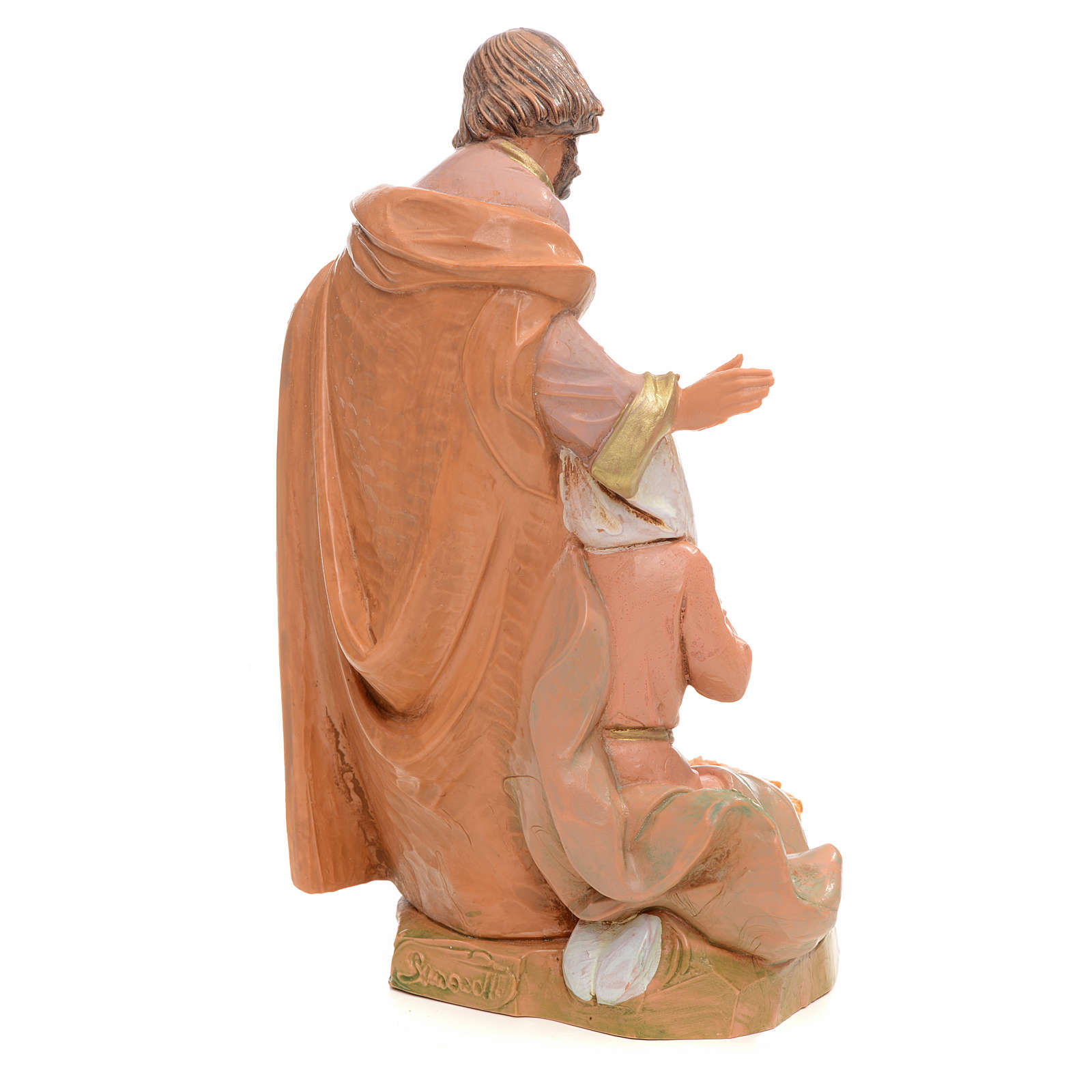 Sainte Famille crèche 15 cm Fontanini 3