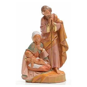 Sainte Famille crèche 20 cm Fontanini s1
