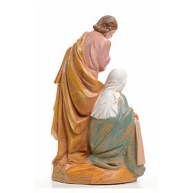 Sainte Famille crèche 20 cm Fontanini s3