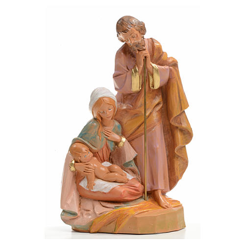 Sainte Famille crèche 20 cm Fontanini 1