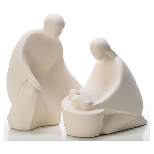 Presépio Navidad argila Ceramiche Ave 2