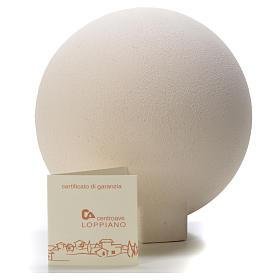 Presepe Perla 14,5 cm argilla refrattaria s3