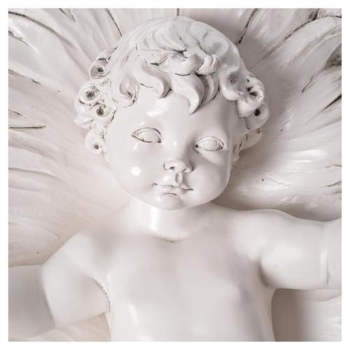 Stock Nacimiento 125 cm resina Fontanini acabado Carrara 9
