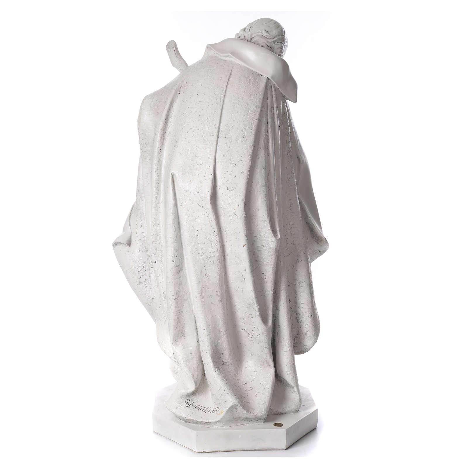Natività 125 cm resina Fontanini fin. Carrara 4