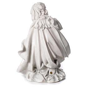 Natività 125 cm resina Fontanini fin. Carrara s11