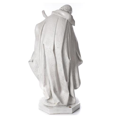 Natività 125 cm resina Fontanini fin. Carrara 6