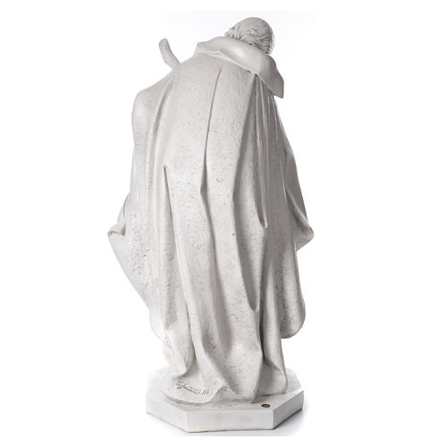 Natività 125 cm resina Fontanini fin. Carrara 5