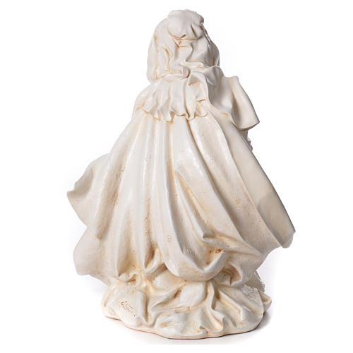 Natività 125 cm resina Fontanini fin. Siena 12