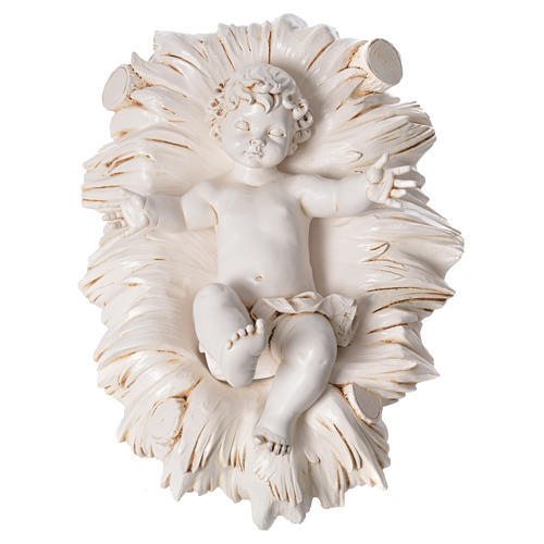 Natività 125 cm resina Fontanini fin. Siena 16