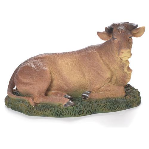 Nativité 20 cm résine avec animaux 4