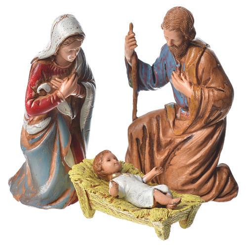 Natividade 6 peças Moranduzzo 8 cm 2