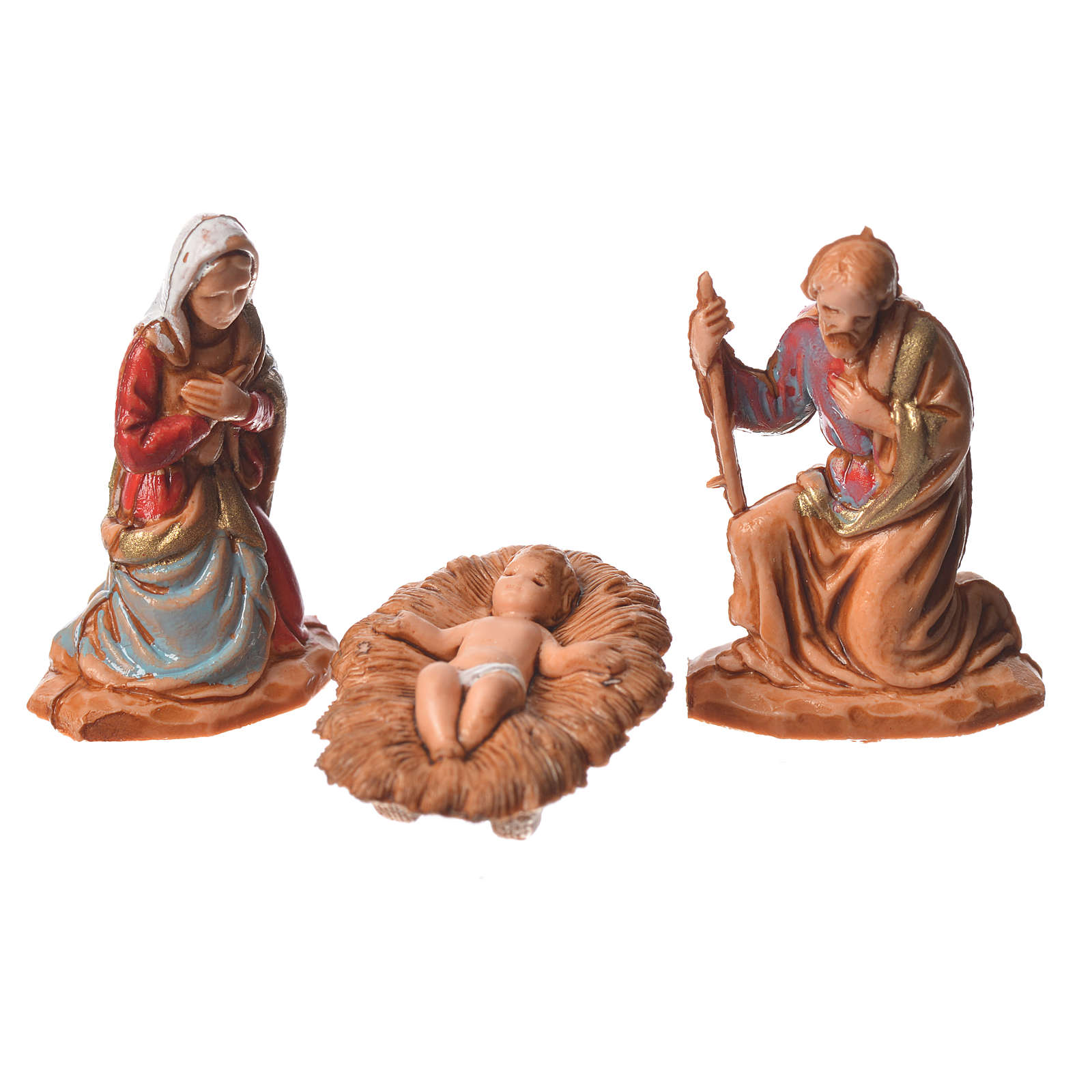 Nativity Scene Holy Family by Moranduzzo 3.5cm 4